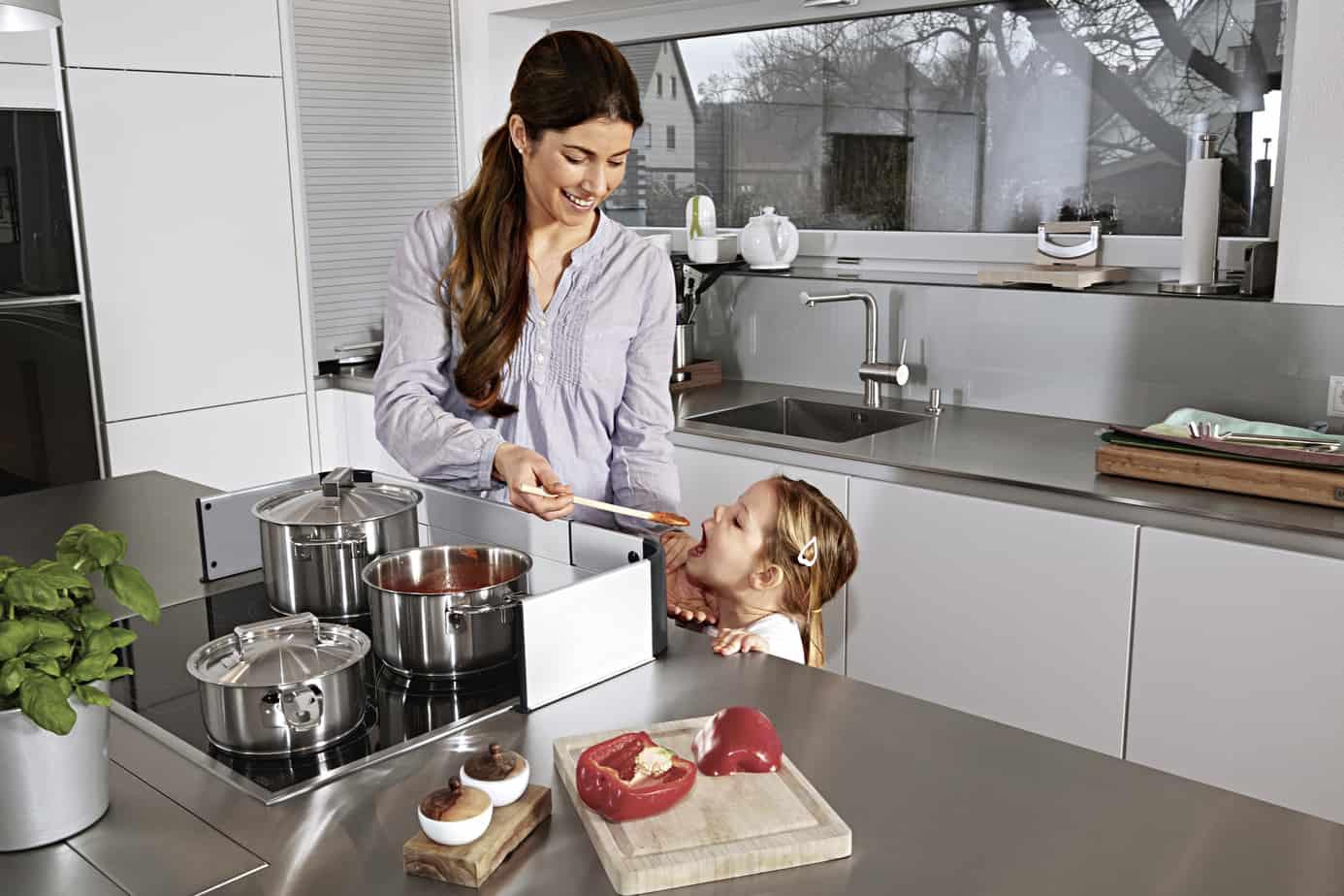 Kind Küche Herdschutz