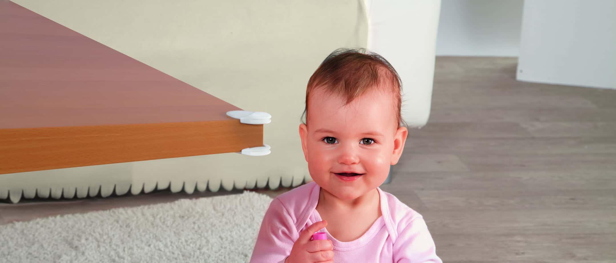 Baby Tisch Kantenschutz