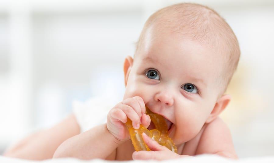 Zahnen Tipps Und Hilfen Für Dein Baby Sparbabyde