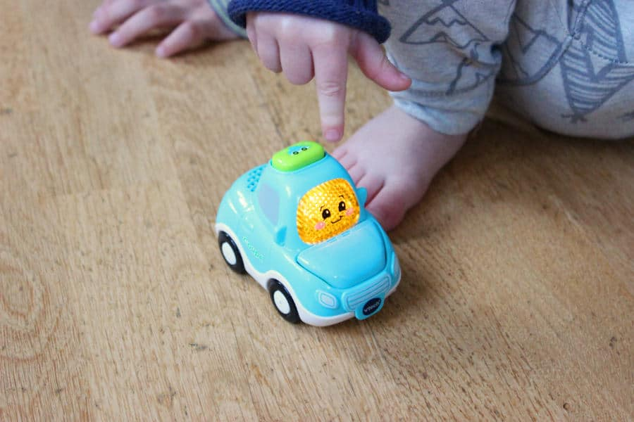 VTech TutTut Babyflitzer Kinderhand