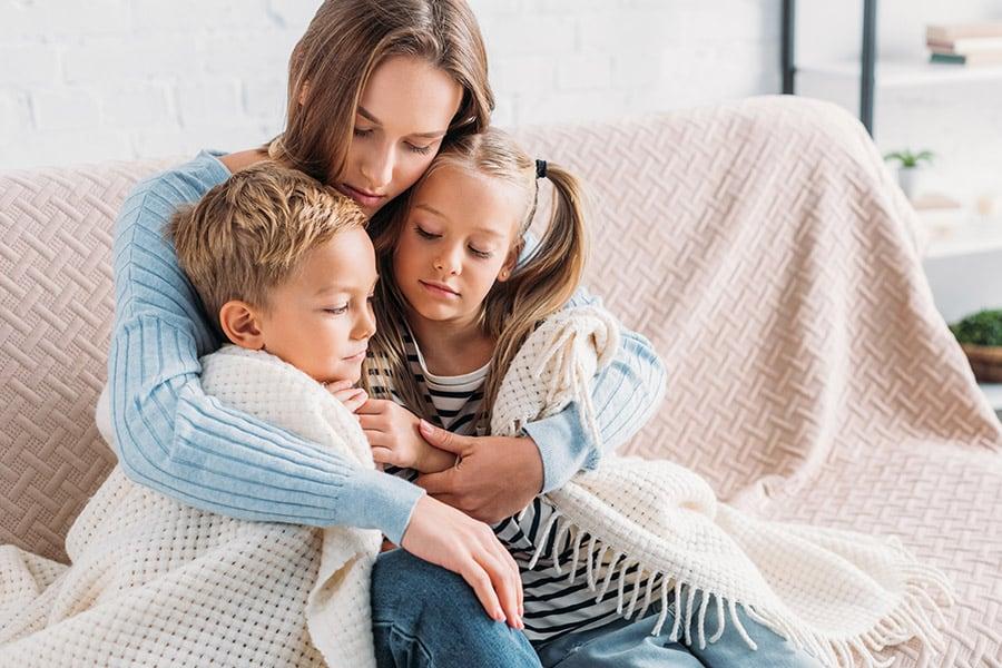 Mehr Kinderkrankentage sollen Eltern in der Corona-Krise entlasten (© Adobe Stock)