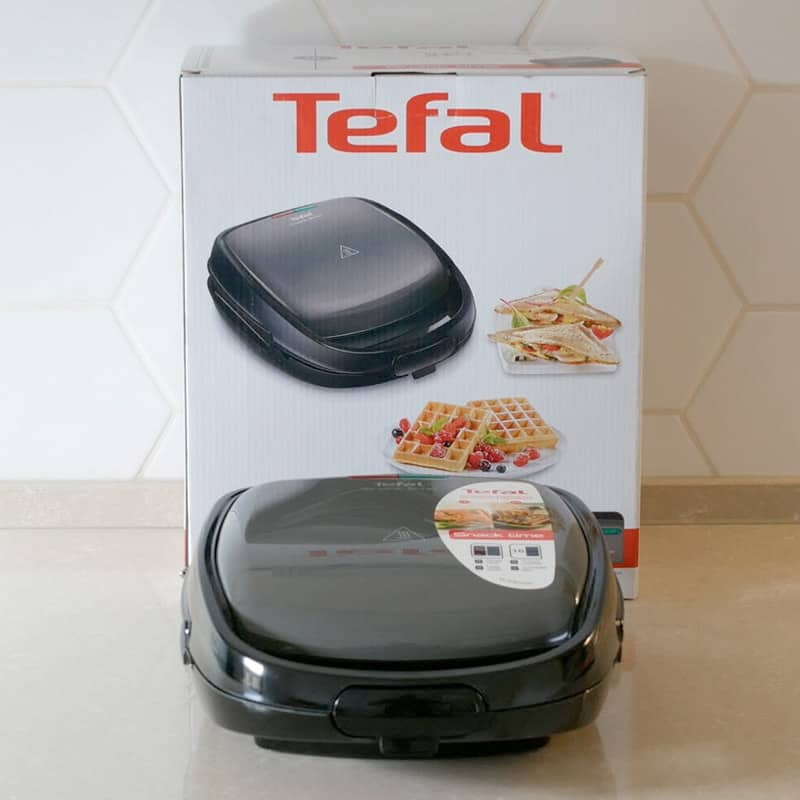Tefal Snack Time 2in1 Sandwichtoaster