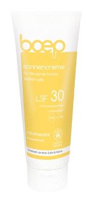 boep Sonnencreme LSF30 - Mineralischer Sonnenschutz - Naturkosmetik